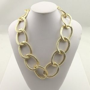 BLING!!! Gold Chain Necklace by T&J Designs